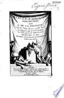 Fables choisies mises en vers par J  De La Fontaine  nouvelle   dition grav  e en taille douce  les figures par le sieur Fessard  le texte par le sieur Montulay  d  di  e aux enfants de France