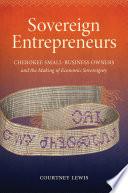 Sovereign Entrepreneurs Book PDF