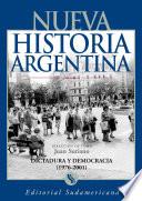Dictadura y Democracia  1976 2001