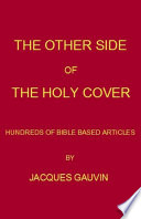 The Other Side Of The Holy Cover Pdf