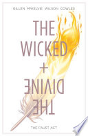 [Dogfood]The Wicked + The Divine Vol. 1: The Faust Act by Kieron Gillen