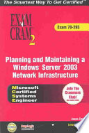 Mcse Windows Server 2003 Network Infrastructure