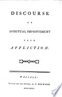 Discourse On Spiritual Improvement From Affliction