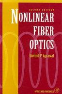 Nonlinear Fiber Optics