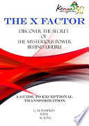 THE X FACTOR  DISCOVER THE SECRET OF THE MYSTERIOUS POWER BEHIND UHURU