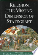 illustration du livre Religion, the Missing Dimension of Statecraft