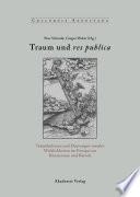 Traum und res publica