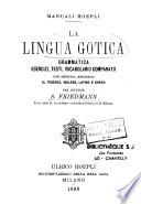 La lingua gotica
