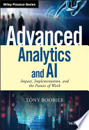 Advanced Analytics and AI