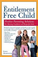 The Entitlement free Child