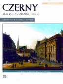 Czerny    The Young Pianist  Op  823  Complete