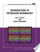 Introduction to Petroleum Seismology