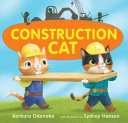 Construction Cat Book