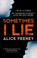 Sometimes I Lie Book Cover