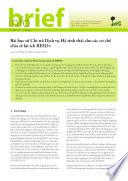 Bài học từ Chi trả Dịch vụ Hệ sinh thái cho các cơ chế chia sẻ lợi ích REED+
