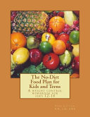 The No Diet Food Plan for Kids and Teens