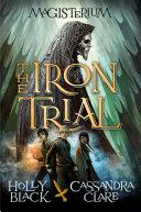 download ebook the iron trial (magisterium #1) pdf epub