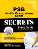 PSB Health Occupations Exam Secrets Study Guide