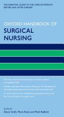 Oxford Handbook of Surgical Nursing
