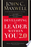 Developing The Leader Within You 2 0