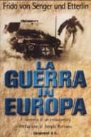 La guerra in Europa