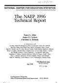 The NAEP     Technical Report