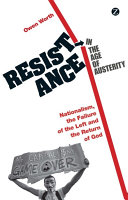download ebook resistance in the age of austerity pdf epub