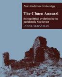 The Chaco Anasazi