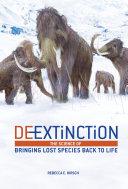De-Extinction Book