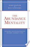 The Abundance Mentality