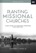 Planting Missional Churches Book