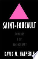 Saint Foucault Book PDF