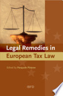 Legal Remedies in European Tax Law