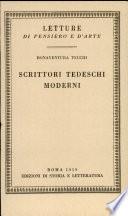 Scrittori tedeschi moderni