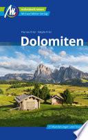 Dolomiten Reisef Hrer Michael M Ller Verlag