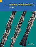 Clarinet Fundamentals   Volume 3