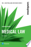 Law Express Medical Law Revision Guide