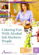 Coloring Fun With Alcohol Ink Markers
