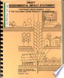 Columbia River Basin Project Continued Development  Grant County