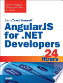 AngularJS for  NET Developers in 24 Hours  Sams Teach Yourself