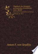 Tagebuch des koniglich preussischen Armeekorps unter Befehl