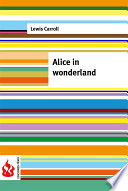 Alice in wonderland (low cost). Limited edition
