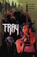 Fray : deadly slum, run by mutant...