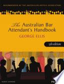 The Australian Bar Attendant s Handbook