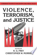 Violence  Terrorism  and Justice
