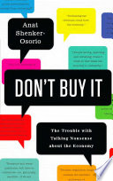 Ebook Don't Buy It Epub Anat Shenker-Osorio Apps Read Mobile