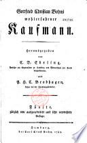 Wohlerfahrmer Kaufmann