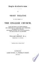 Anglo Catholicism