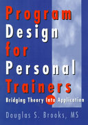 Program Design for Personal Trainers
