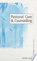 Pastoral Care Counselling